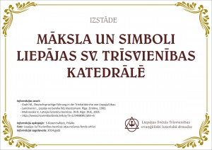 Māksla un simboli Liepājas Sv.Trīsvienības katedrālē