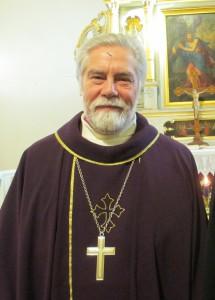 Liepājas bīskaps Pāvils Brūvers